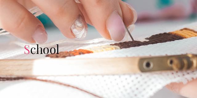 プチポアン(久家道子)刺繍スクール
